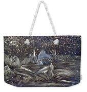 Dawn Of The Moon Weekender Tote Bag