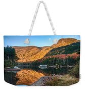 Dawn Over Kinsman Notch Weekender Tote Bag