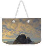 Dawn Over The Lemaire Weekender Tote Bag