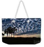 Dawn Silhouettes Weekender Tote Bag
