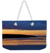 Dawning Of The Mountain Weekender Tote Bag