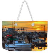 Dawn's Early Light Weekender Tote Bag by Randy Hall