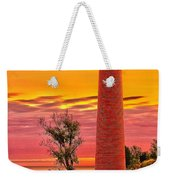 Dawn's Light At Little Sable Weekender Tote Bag