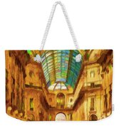 Day At The Galleria Weekender Tote Bag