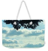 Day Dreaming With Clouds Weekender Tote Bag