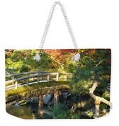 Day End Weekender Tote Bag