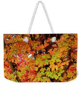 Day Glo Autumn Weekender Tote Bag