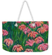 Day Lily Rush Weekender Tote Bag