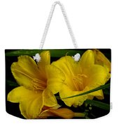 Day Of The Lilies  Weekender Tote Bag