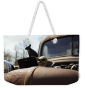 Day Of The Rat Weekender Tote Bag