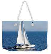 Day On The Bay Weekender Tote Bag