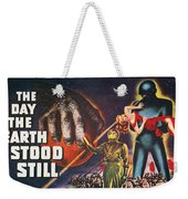 Day The Earth Stood Still Weekender Tote Bag