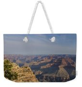 Daybreak At The Canyon Weekender Tote Bag