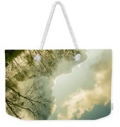 Daydreaming On The Canal Weekender Tote Bag