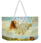 Daydreams Weekender Tote Bag by Aimee Stewart