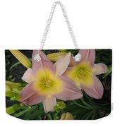 Daylilies Weekender Tote Bag