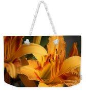 Daylillies0185 Weekender Tote Bag