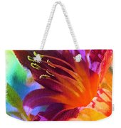 Daylily Delight Weekender Tote Bag