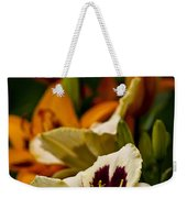 Daylily Picture 487 Weekender Tote Bag