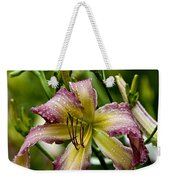 Daylily Picture 494 Weekender Tote Bag