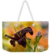 Daylily Picture 514 Weekender Tote Bag