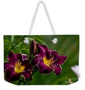 Daylily Picture 526 Weekender Tote Bag