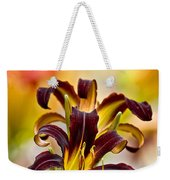 Daylily Picture 541 Weekender Tote Bag