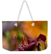 Daylily Pictures 571 Weekender Tote Bag