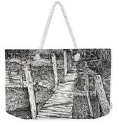 Days Gone By Weekender Tote Bag by Janet Felts