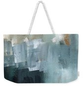 Days Like This - Abstract Painting Weekender Tote Bag by Linda Woods