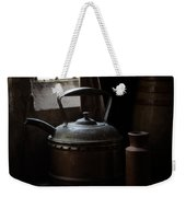Days Of Old Weekender Tote Bag by Amy Weiss