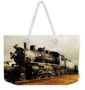 Days Of Steam And Steel Weekender Tote Bag