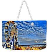 Daytona Ferris Wheel Weekender Tote Bag