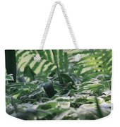 Dazzle Camouflage Patterns In The Garden Weekender Tote Bag