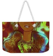 Dazzle Neck Collection Weekender Tote Bag
