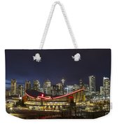 Dazzled By The Light Weekender Tote Bag