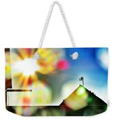 Dazzled By The Sun Weekender Tote Bag