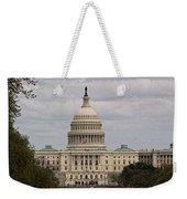 Dc Capitol Building Weekender Tote Bag