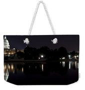 D.c. Nights Weekender Tote Bag