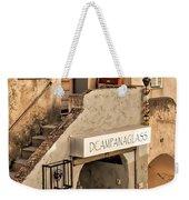 Dcampanaglass Weekender Tote Bag