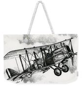 De Havilland Airco Dh.4 Weekender Tote Bag