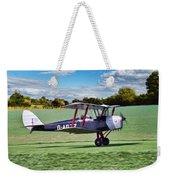 De Havilland Tiger Moth Weekender Tote Bag