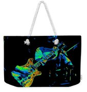 Dead #19 In Cosmic Colors Weekender Tote Bag