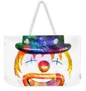 Dead Clown Weekender Tote Bag