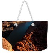 Dead Horse Point Colorado River Bend Weekender Tote Bag