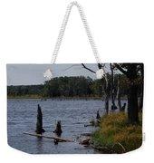 Dead Lake Weekender Tote Bag
