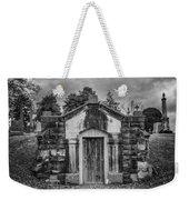 Dead Man's Castle Weekender Tote Bag