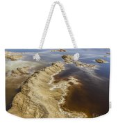 Dead Sea Landscape Weekender Tote Bag