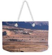 Dead Sea Weekender Tote Bag