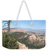 Dead Tree Overlook - Bryce Canyon Weekender Tote Bag